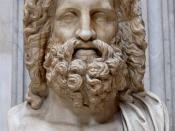 Bust of Zeus, Otricoli (Sala Rotonda, Museo Pio-Clementino, Vatican)