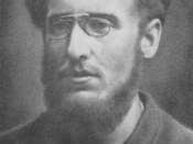 English: Ludwik Waryński - polish socialist, International Social-Revolutionary Party Proletariat founder Polski: Ludwik Waryński - polski socjalista, założyciel Międzynarodowej Socjalno-Rewolucyjnej Partii Proletariat