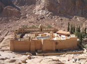 English: Saint Catherine's Monastery, Sinai (Egypt) Nederlands: Het Sint-Katharinaklooster in de Sinaï (Egypte) Français : Le monastère de Sainte-Catherine au Sinaï (Egypte)