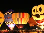 The popular Balloon Glow was first performed in Longview