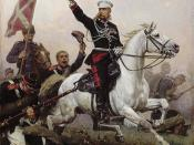 Nikolai Dmitriev-Orenburgsky General Skobelev on the Horse