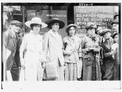 Suffragets [i.e., suffragettes] Freeman, Wentworth  (LOC)