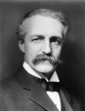 Gifford Pinchot, 1909. At the time of this photo he was the first Chief of the United States Forest Service. He was later the governor of Pennsylvania.