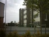 English: Wetherby High School (formerly Wetherby Secondary Modern)
