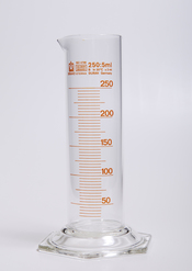 Glass graduated cylinder-250ml
