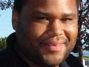English: Anthony Anderson at the 2006 American Century Championship.