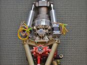Mercury Atlas Vernier Motor — Truax Variant