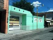 Español: Escuela Rosaura Pedraza en Uriangato