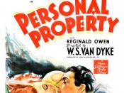 Personal Property (film)