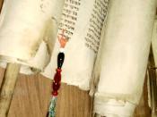 Jad (hebr)- wskaźnik w ksztalcie ręki