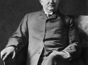 Cecil John Rhodes, the 6th Prime Minister of the Cape Colony and founder of the De Beers diamond company.