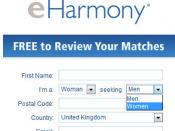 eharmony fails non-homosexual queers