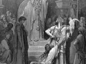 English: Judgement of Solomon