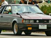 Nissan Silvua S12, Northern Load Car festival in Wakkanai city.