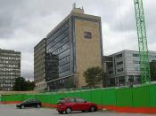 English: Leeds Metropolitan University