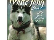 The cover of the White Fang DVD.