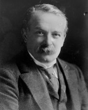 English: David Lloyd George, former Prime Minister of the United Kingdom. Português: Sir David Lloyd-George