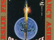 Book cover, The Sword of Knowledge (Paperback Omnibus ed.) by C. J. Cherryh, et al. (Baen Books, 1995)