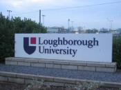 English: Loughborough University