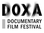 English: Official logo of DOXA Documentary Film Festival