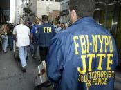 FBI-NYPD Joint Terrorist Task Force