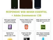Training - Responsive Web Design Essential and Adobe Dreamweaver CS6