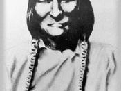 Black Kettle, Southern Cheyenne chief