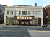English: The State Theater in New Brunswick, NJ, 2011