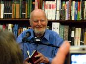 Lawrence Ferlinghetti From the poetry reading at City Lights Books