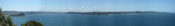 English: Hawkesbury River Mouth From Barrenjoey Lighthouse