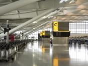English: Heathrow Terminal 5 – Departures
