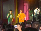 Parokya ni Edgar at a live performance