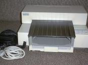 Original DeskJet 500