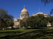Mississippi State Capitol - 1