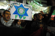 Starbucks protest, Verdun, Beirut