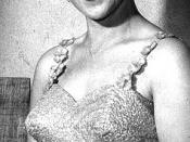 Irish singer Bridie Gallagher
