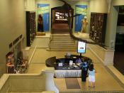 Academy of Natural Sciences of Drexel University Entrance Lobby