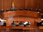 Supreme Court of Justice - Colombia