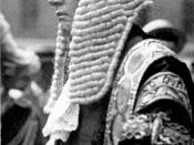 English: F. E. Smith, 1st Earl of Birkenhead on his appointment as Lord Chancellor of England & Wales