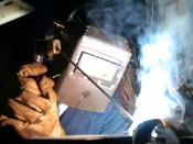 Retrieved from http://www02.clf.navy.mil/enterprise/Photos/Page%202/welding%20big.jpg on March 20, 2005 by Spangineer. Photo taken by Justin McGarry of Hull Technician Chris B. Millones