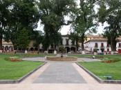 1.6 PLAZA VASCO DE QUIROGA, Pátzcuaro Michoacán