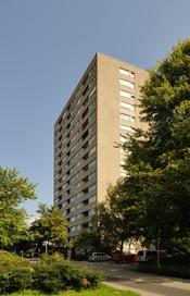 Apartment building, Lörrach