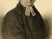English: Portrait of Samuel Marsden, 1764 - 1838