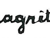 autograph of the painter René Magritte