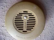 Abstracts - a smoke detector