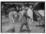 Vice Pres't & Mrs. Marshall, Gen. Leggett [i.e., Liggett]  (LOC)
