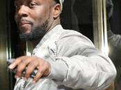 Wyclef Jean at the 2008 Toronto International Film Festival
