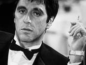 Tony Montana, a.k.a Scarface