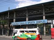 Cebu City Banilad Sports Complex