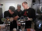 Beer enthusiasts @ Grünerløkka mat- og mikrobrygg